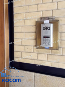 پانل دیجیتال klp-c100 مجتمع 24 واحدی آفتاب ونک 1387