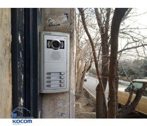 پنل آیفون تصویری کوکوم مدل klp-c100