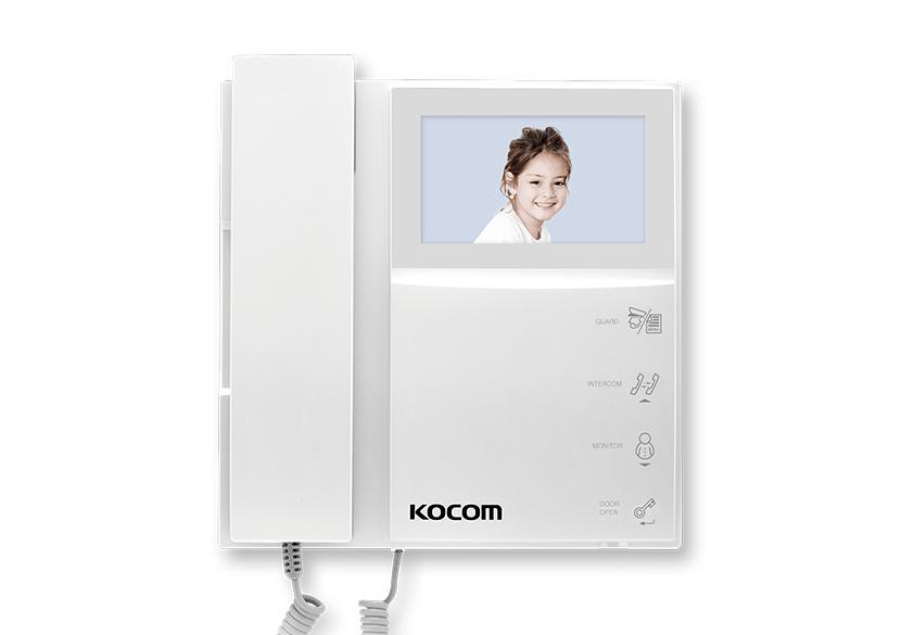 KCV-464 دیجیتال رنگی 4.3 اینچ