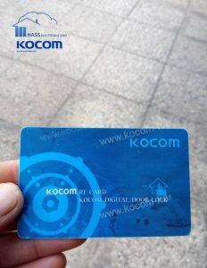 کارت دربازکن کوکوم RF CARD
