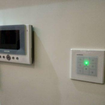 کلید های هوشمند تاچ و مانیتور 802 ev بلوار آفریقا