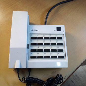 مستر گارد klp620 ارتباط داخلی 20 واحدی با مانیتور های مدل 906ونک 1382