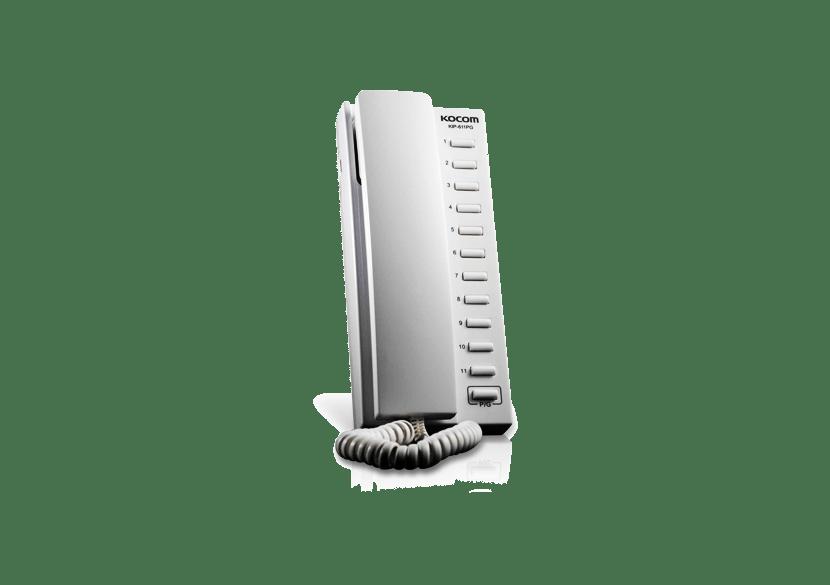 آیفون صوتی مدل KIP-611PG