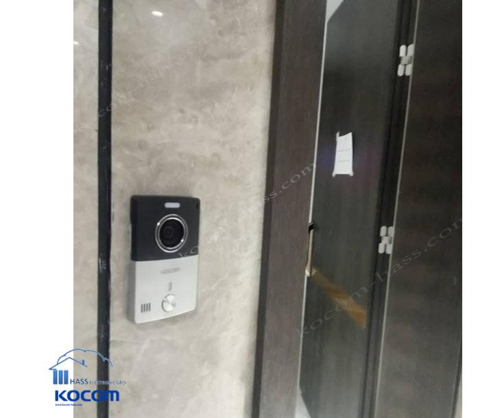 نصب سیستم دیجیتال کوکوم