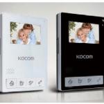 "kcv-434 مانیتور 4.3"" دیجیتال صفحه لمسی (تاچ) KOCOM"